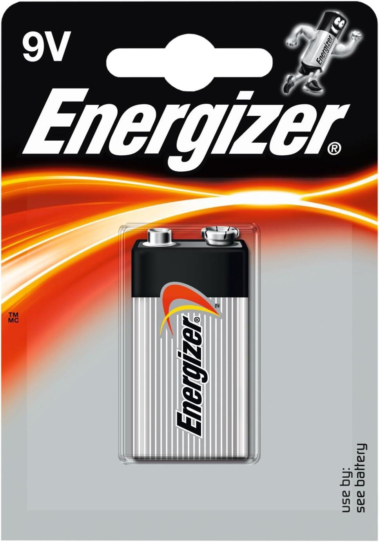 Energizer Alkaline Batterie 9v Block Bürobedarf Schreibwaren
