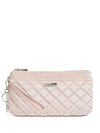 Amazon.com: Guess Factory de la mujer bella Pouch, NS, Blush ...