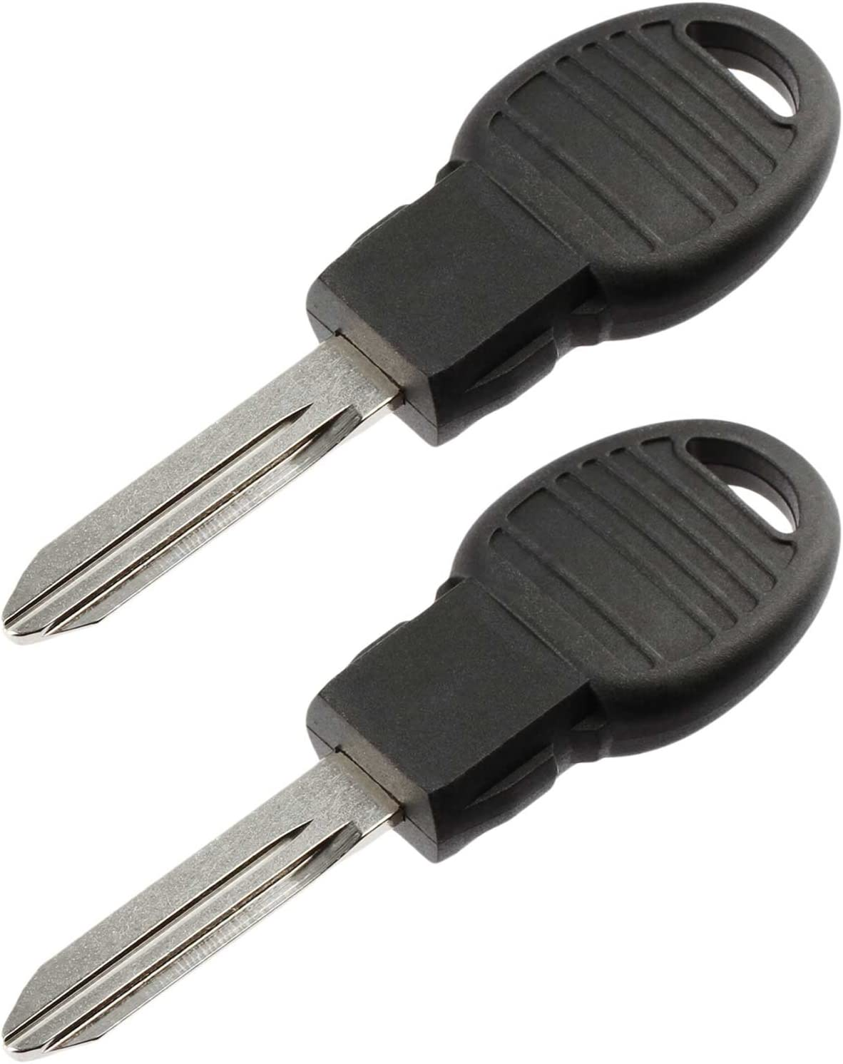 Dodge fits 46 Chip Y164-PT USARemote Uncut Transponder Ignition Key fits Chrysler Jeep