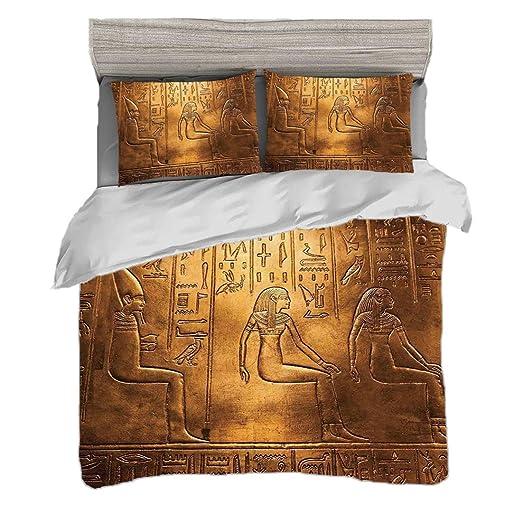 Funda nórdica Tamaño doble (150 x 200 cm) con 2 fundas de almohada ...