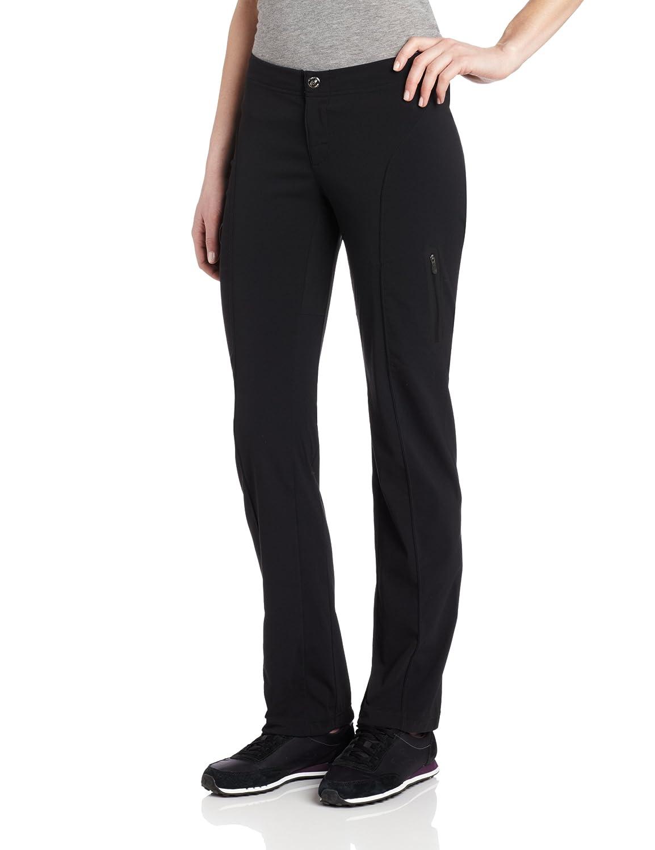 Columbia Women's Just Right Straight Leg Pant Pants, Black, 18 1487271