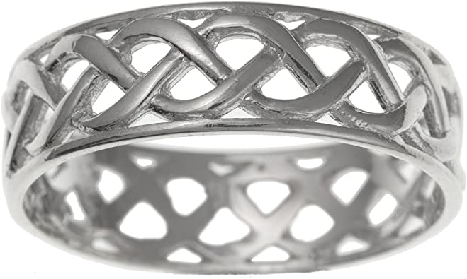 925 Sterling Silver 7mm Wedding Band Ring