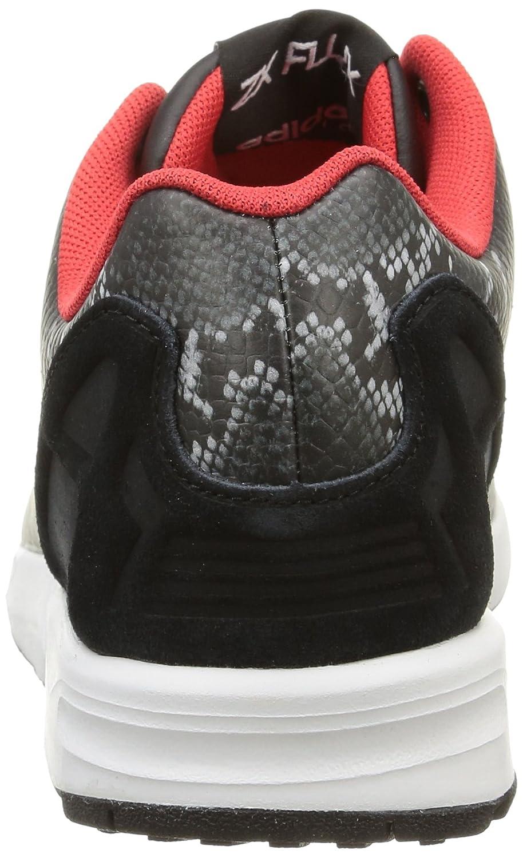 Adidas ZX Flux W Scarpe Sportive, Donna Nero/Core Nero Core Nero/Core Donna Nero/Tomato F15-st) 8f9ac4