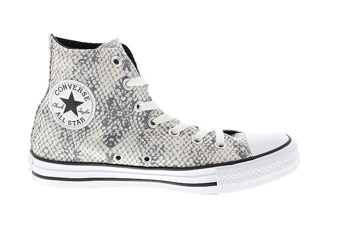 Converse CTAS Hi 557915C White Cool Grey, Taille:41 EU