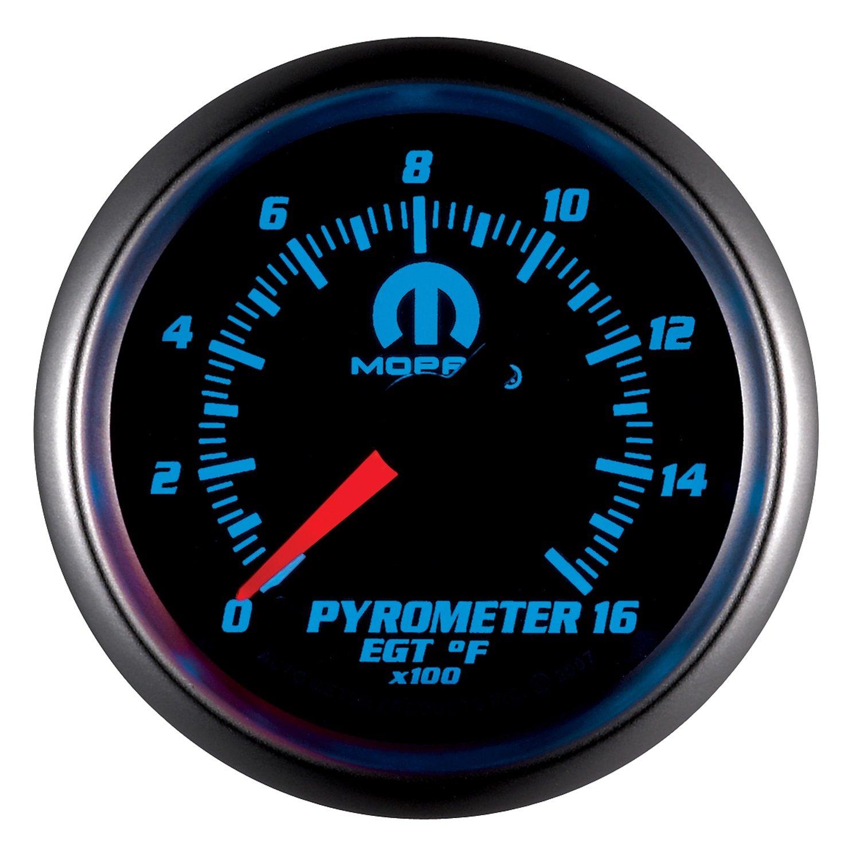 Auto Meter 880017 MOPAR Electric Pyrometer/EGT Gauge by Auto Meter (Image #3)