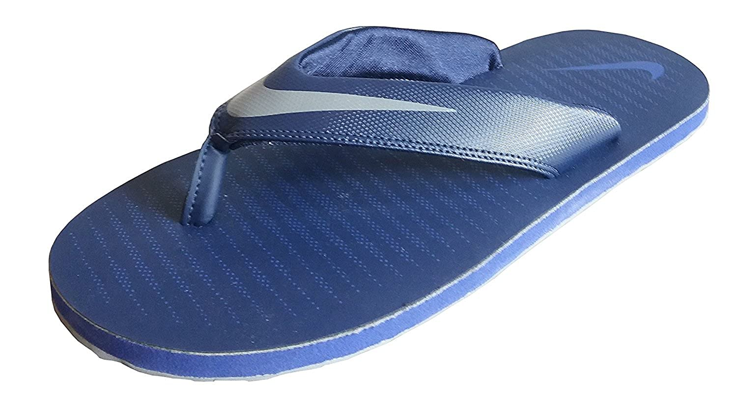 a6b651d2fc8 Nike Men s Chroma 5 Binary Blue Flip Flops Thong Sandals-8 UK India  (42.5EU) (833808-404)  Buy Online at Low Prices in India - Amazon.in