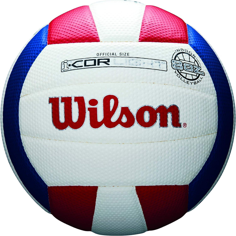 Wilson Sporting Goods i-Cor - Balón de Voleibol (tamaño Oficial ...