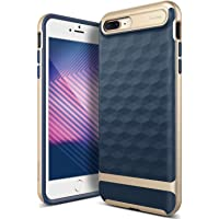 Caseology Parallax Series iPhone 7 Plus/8 Plus Cover Case (Navy Blue)