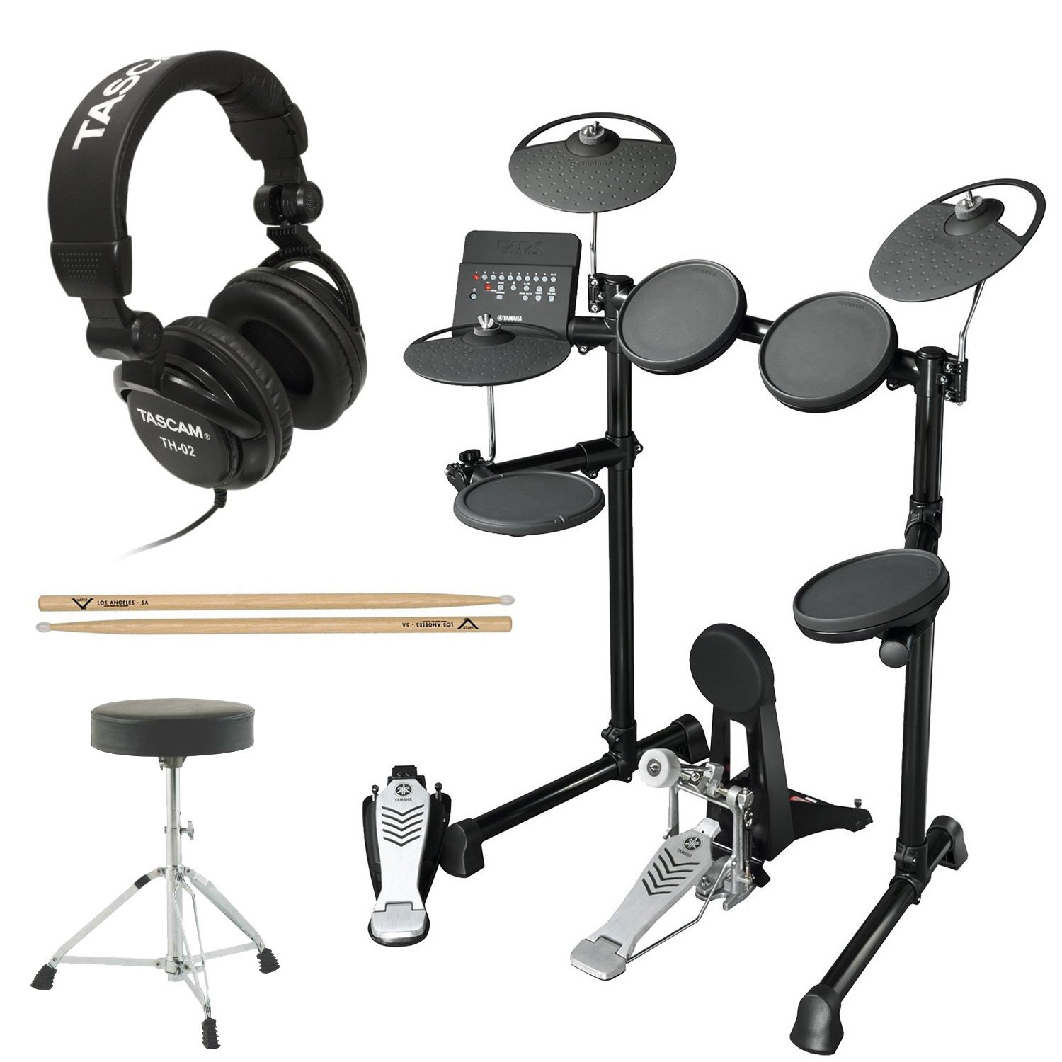 Best rated in electronic drum sets helpful customer for Yamaha dtx450k electronic drum set