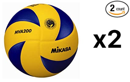 ae5f5a4f62d69 Amazon.com : Mikasa FIVB Volleyball Official 2016 Olympic Game Ball ...