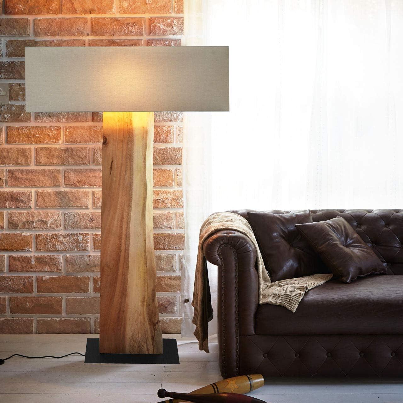 Mobel Bressmer Kreative Baumscheibe Treibholz Standlampe Lampe Xl