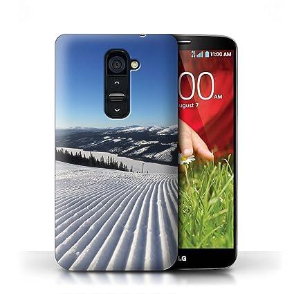 STUFF4 Phone Case/Cover/Skin/LG-CC/esquí Collection, Corduroy ...