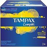 Tampax Compak Regular x24 - tamponi con applicatore