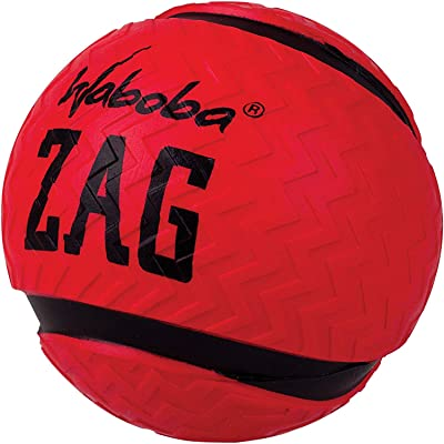 Waboba Water Bouncing Zag Ball, Multicolor: Toys & Games