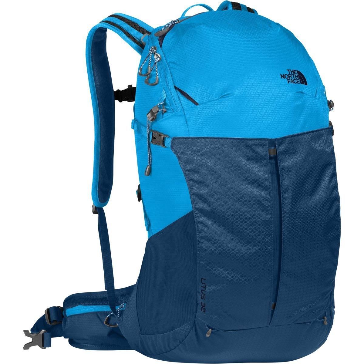 (ザノースフェイス) The North Face Litus 32L Backpackメンズ バックパック リュック Hyper Blue/Bomber Blue [並行輸入品]   B07L4KQMS9
