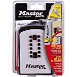 Master Lock Combination wall lock box for keys with zinc body