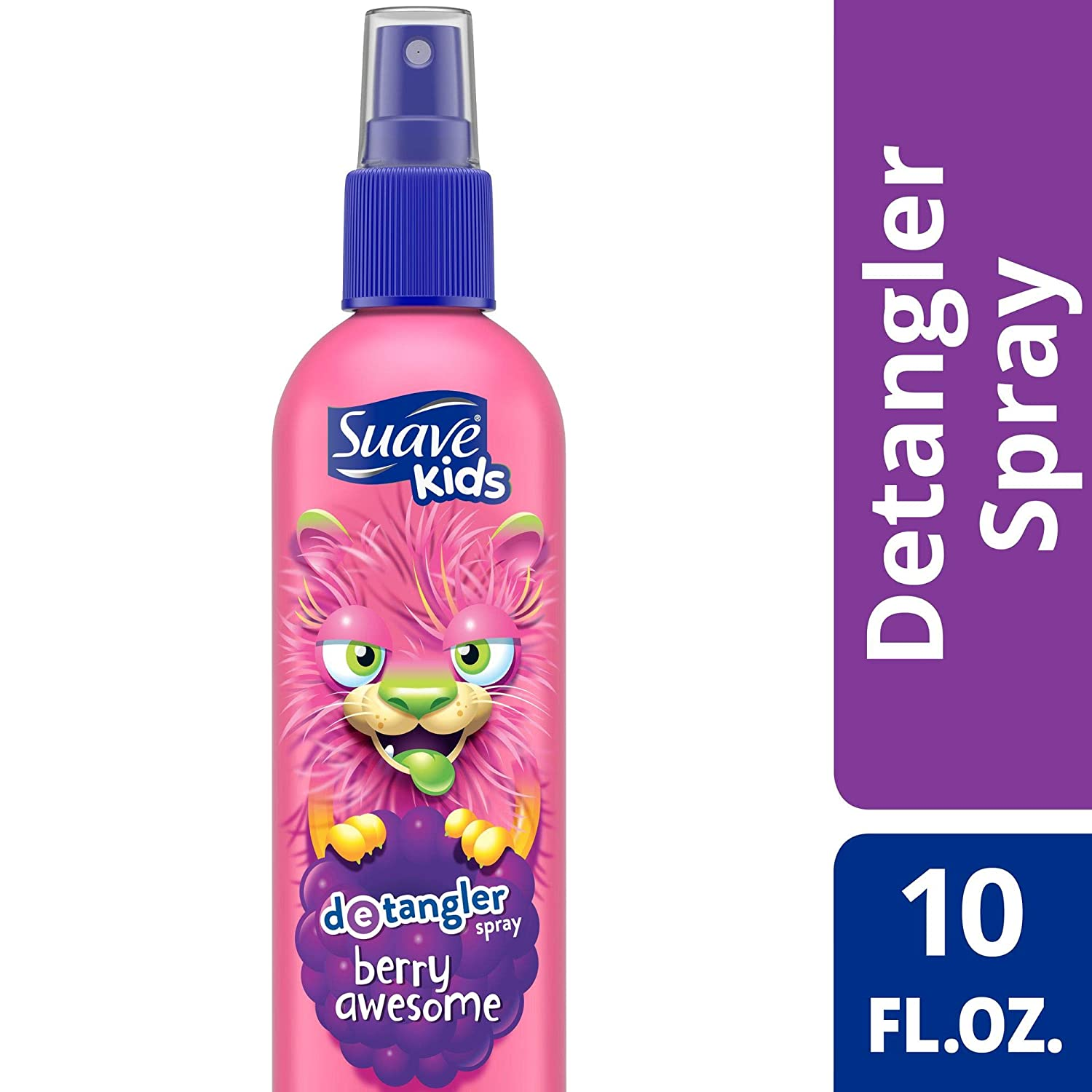 Suave Kids Detangler Spray Berry Awesome