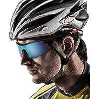 jiele Gafas de Sol Deportivas,Gafas De Sol Polarizadas para Ciclismo, para esquí de…