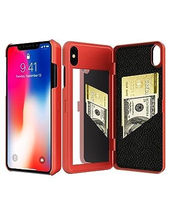 Amazon.com: iPhone X Espejo Funda para mujeres – iphone 10 ...