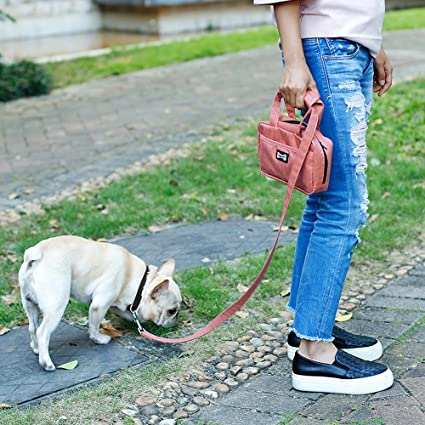 Amazon.com: Perro de mascota Bolsa de caca dispenser-easily ...