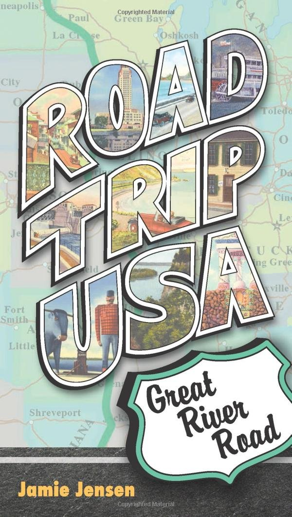 Road Trip USA Great River Road ebook