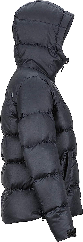 Densit/à dellImbottitura 700 Antivento Piumino Leggero Isolante Giacca da Esterno Impermeabile Idrorepellente Marmot Wms Guides Down Hoody