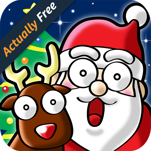 Santa Claus In Trouble ! Pro - Rudolph Run For The Christmas Gift On X'mas Celebration Day (Lps Xmas)