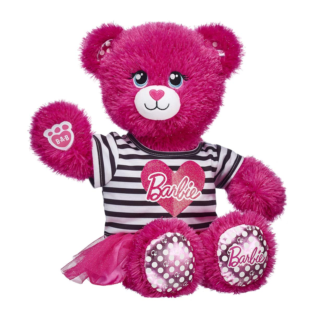 Build A Bear Workshop Barbie Bear Tutu Gift Set Build-a-Bear Stuffed  Animals & Plush Toys Toys & Games kiririgardenhotel.com