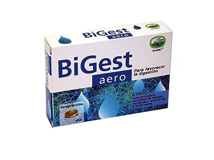 BIGEST DIGEST GASES 60 Comp: Amazon.es: Salud y cuidado personal
