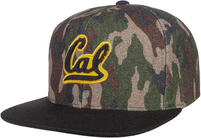 Mitchell & Ness Gorras California University Flanell Camo Camo ...