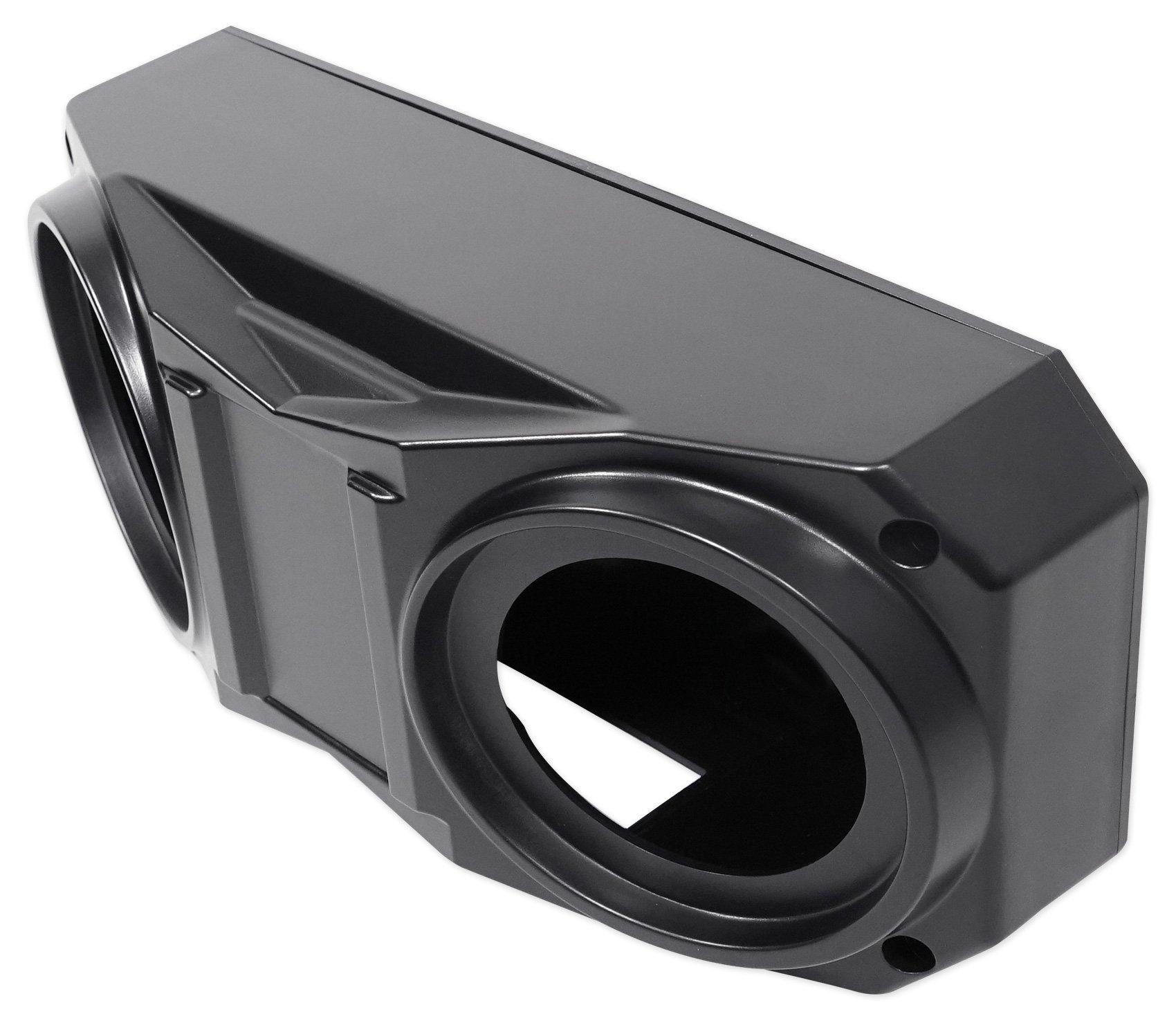 Metra OH-DIN01 6.5'' Overhead Speaker+Receiver Enclosure Polaris RZR/ATV/UTV/Cart by Metra (Image #4)