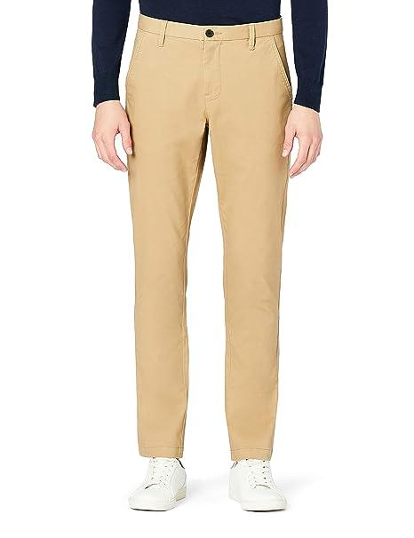 6fd5bc6bb459 MERAKI Men s Stretch Slim Fit Chino Trousers  Amazon.co.uk  Clothing