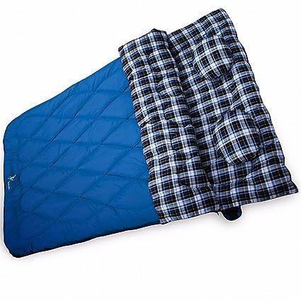 SUHAGN Saco de dormir Doble Bolsa De Dormir Sacos De Dormir Al Aire Libre Para Adultos