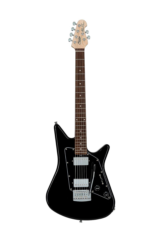 Sterling by MUSICMAN S.U.B. Series - AL40 Black   B079G5QYHN