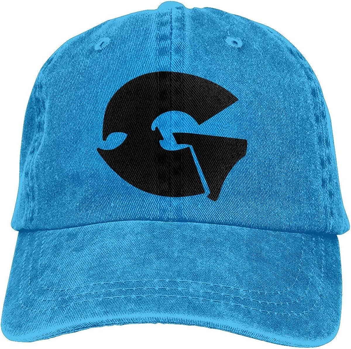 Classic Washed Cotton Baseball Cap Hip Hop Adjustable Dad Hat