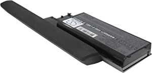 GAXI Battery for DELL Latitude D620 Replacement for P/N 310-9080, 312-0384, 312-0653
