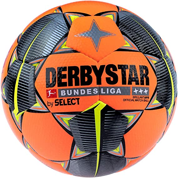 Derbystar Brillant APS - Balón de fútbol para Adultos, Color ...