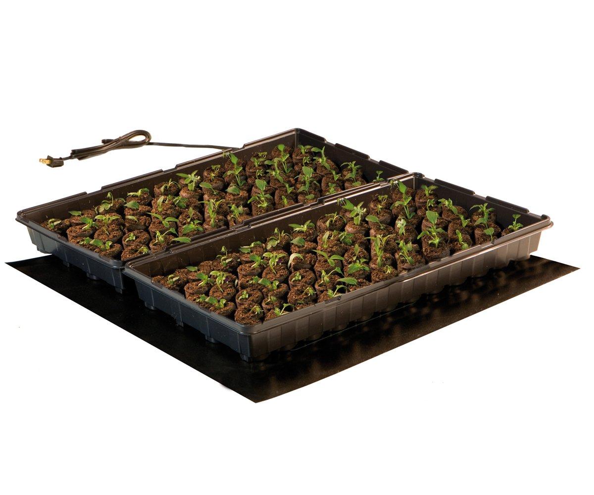 germination heat pad itm seed mat propagation clone vivosun mats starter seedling
