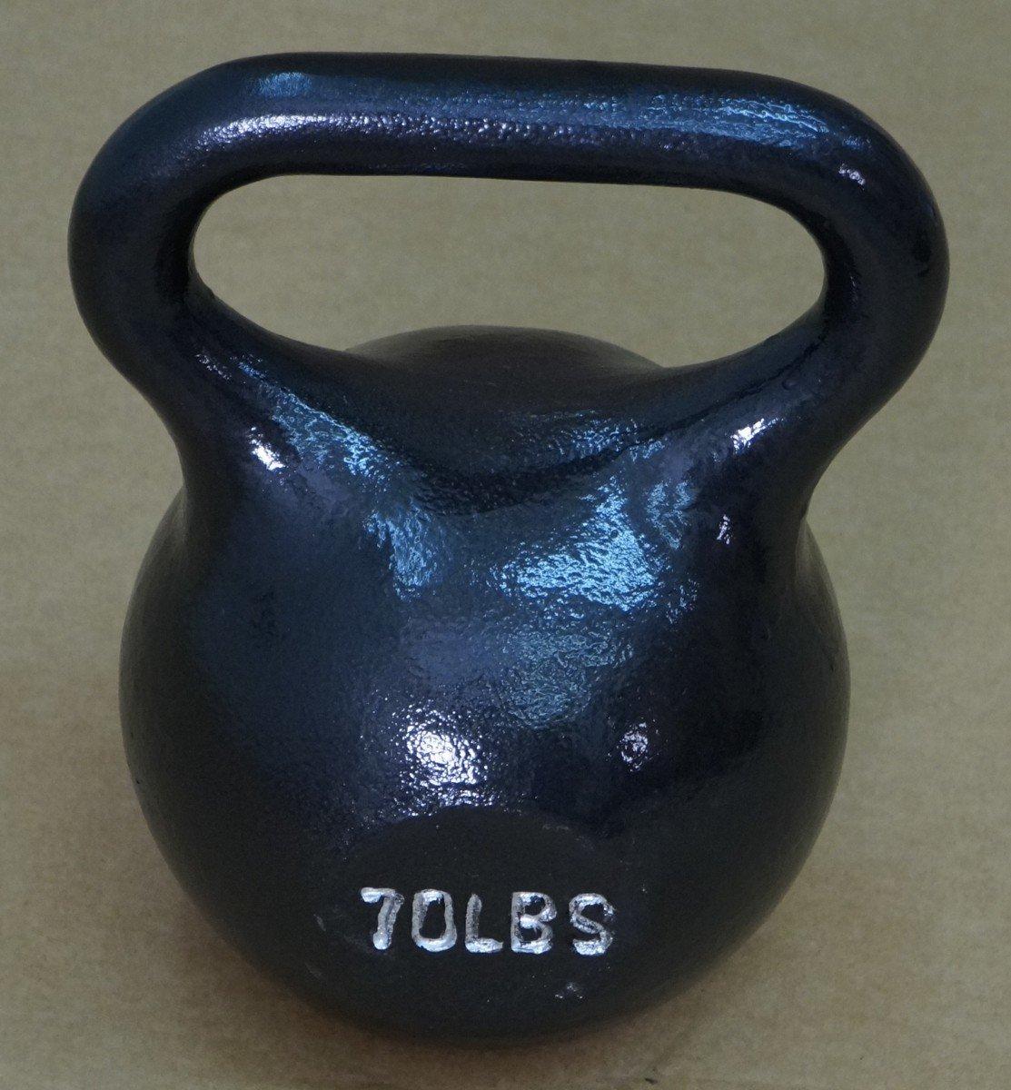70 lb Wide Handle Kettlebell