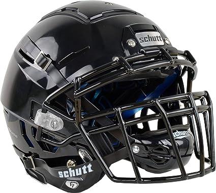 Amazon Com Schutt F7 Vtd Adult Football Helmet With Facemask Sports Outdoors