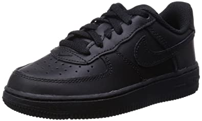 Chaussures Nike Force 1 Ps Noir iALre2