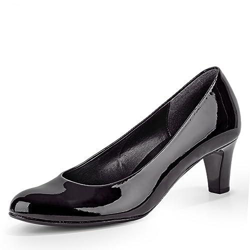 dfe0ce493a4 Gabor Women's Basic Closed-Toe Pumps Black: Amazon.co.uk: Shoes & Bags