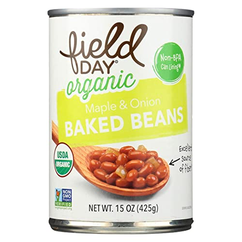 Field Day Beans Organic Maple and Onion Baked Beans