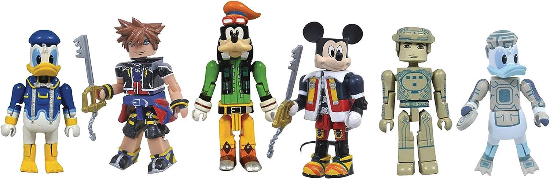 Kingdom Hearts Minimates Series 2 Space Paranoids Goofy