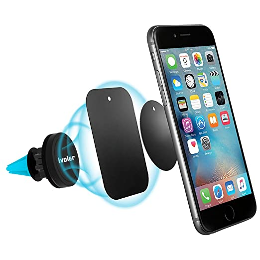39 opinioni per iVoler Supporto Auto Magnetico Universale, Grip Magic Supporto Smartphone Auto