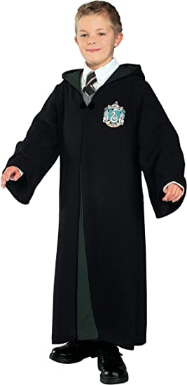 Harry Potter Licensed Slytherin Robe