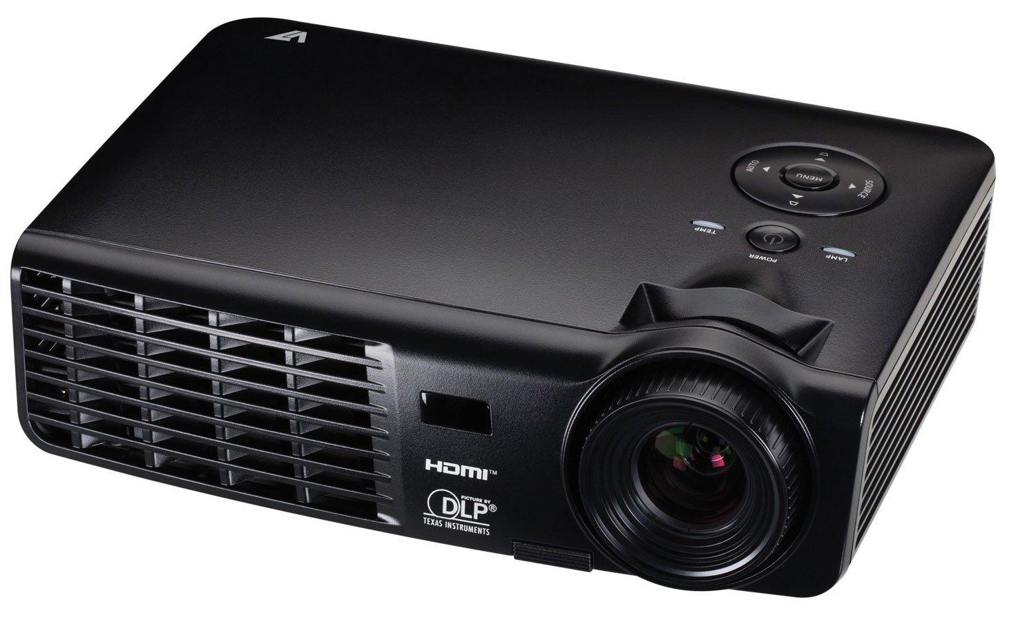 V7 PJ1D512 Video - Proyector (2600 lúmenes ANSI, DLP, XGA ...
