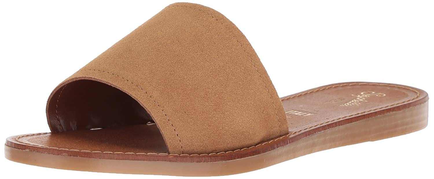 Seychelles Women's Leisure Slide Sandal B07323JY8R 9.5 M US|Tan
