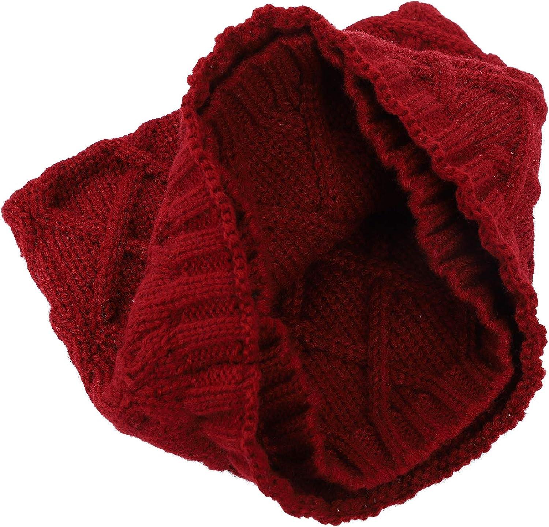 Bufanda Ni/ños Gargantilla de lana Bufanda de punto Cuello lindo Se adapta a Oto/ño Invierno Bufanda Ni/ños c/álidos Vogue Aniversario de Navidad