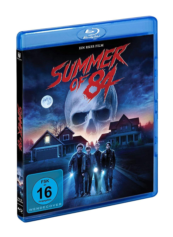 Summer of 84 [Alemania] [Blu-ray]: Amazon.es: Graham Verchere, Rich Sommer, Tiera Skovbye, Judah Lewis, Caleb Emery, Cory Grüter-Andrew, Yoann-Karl Whissell ...